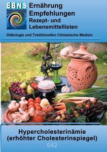 Ernährung bei erhöhtem Cholesterinspiegel