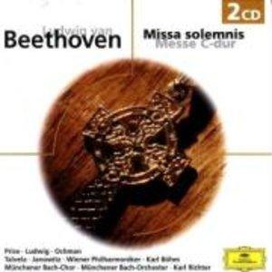 Missa Solemnis (GA)/Messe C-Dur