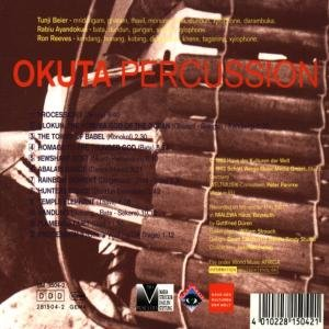 Okuta Percussion