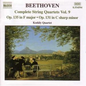Streichquartette Vol.9