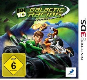 Ben 10 - Galactic Racing (3DS)