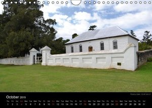 Monuments of South Africa 2015 (Wall Calendar 2015 DIN A4 Landsc