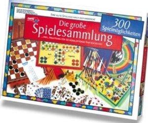 Spielesammlung 300 Spielmöglichkeiten
