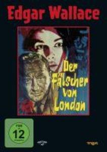 Der Fälscher von London. Edgar Wallace