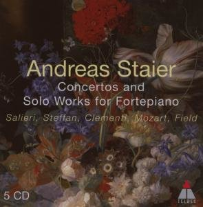 Concertos And Solo Works For Fortepiano