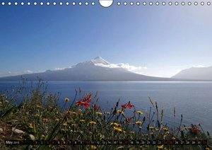 From the Rainforest to Tierra del Fuego (Wall Calendar 2015 DIN