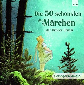 Die 50 schönsten Märchen der Brüder Grimm (7 CD)