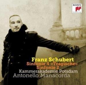 """Sinfonien 2 & 4 """"Tragische"""""""