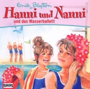 Hanni und Nanni 24 und das Wasserballett. CD