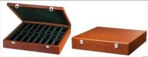 Philos 4633 - Schachfigurenbox Exklusiv