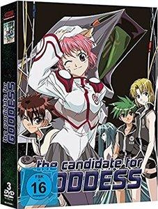 Candidate for Goddess - Gesamtausgabe - DVD