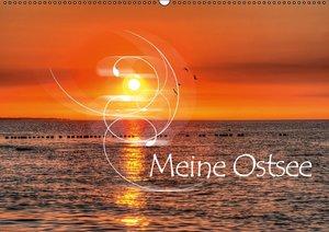 Meine Ostsee (Wandkalender 2016 DIN A2 quer)