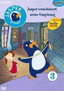 Jasper der Pinguin 3-Jasper verschönert se (DVD)