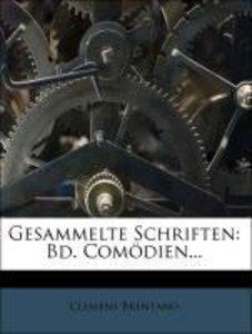 Clemens Brentano's gesammelte Schriften.