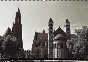 Zauberhaftes Maastricht (Wandkalender 2016 DIN A2 quer)