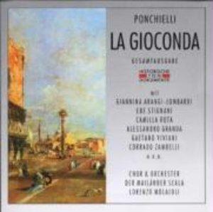 Amilicare Ponchielli-La Giocon