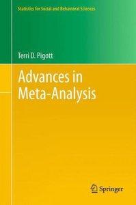 Advances in Meta-Analysis
