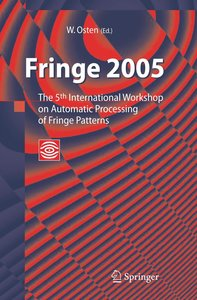 Automatic Processing of Fringe Patterns