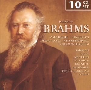 Brahms:Portrait in Symphonies,Concertos,and more