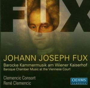 Barocke Kammermusik Am Wiener Kaiserhof