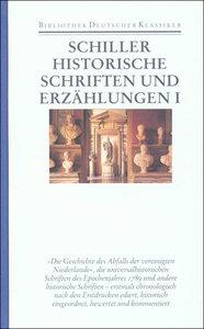 Historische Schriften und Erzählungen 1