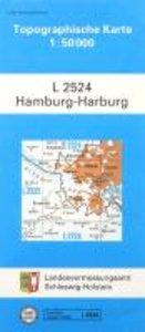 Hamburg-Harburg 1 : 50 000