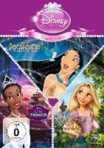 Küss den Frosch & Rapunzel - Neu verföhnt & Pocahontas