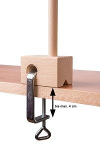Kersa 90095 - Mobile Halter, Holz