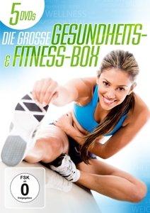 Die große Gesundheits- & Fitness-Box