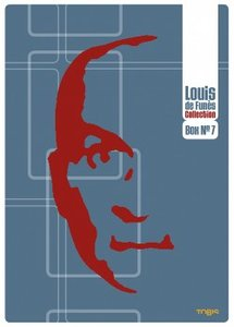 Louis de Fun?s DVD Coll.Box 7