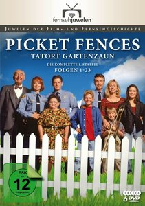 Picket Fences-Tatort Gartenz