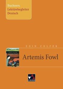 Eoin Colfer, Artemis Fowl. Buchners Lektürebegleiter Deutsch