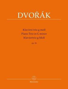 Klaviertrio g-Moll op. 26 (Klavírní trio g moll op. 26)