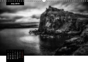 Scotland in Black and White (Wall Calendar 2015 DIN A3 Landscape