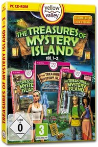 Yellow Valley: Treasure of Mystery Island 1-3
