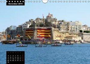 Impressions of Malta (Wall Calendar 2015 DIN A4 Landscape)
