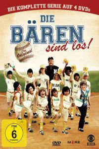 DIE BÄREN SIND LOS! - DIE KOMPLETTE SERIE (4 DVD)