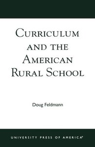 Curriculum and the American Rural School