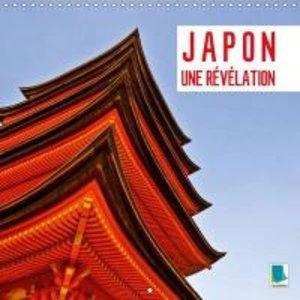 Japon - une révélation (Calendrier mural 2015 300 × 300 mm Squar