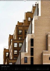 Grossbauer, S: Urbane Texturen, New York City (Wandkalender