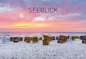 Seeblick 2017 - Bildkalender - (50 x 34)
