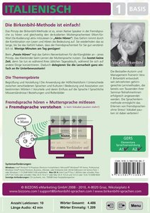 Italienisch lernen 1. Basis. CD-ROM