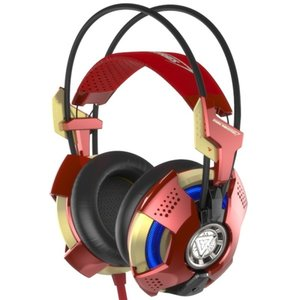 MARVEL Iron Man 3 - Stark Industries MARK XLII Stereo Headset -