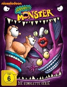 Aaahh!!! Monster-Die Komplette Serie