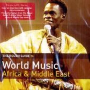 Rough Guide To Africa & Middle E