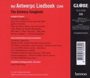 Het Antwerps Liedboek