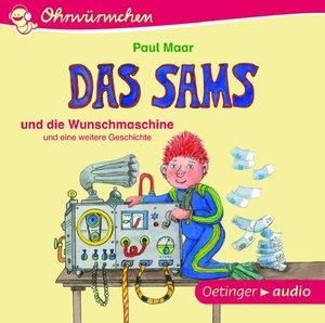 Das Sams und die Wunschmaschine (CD)