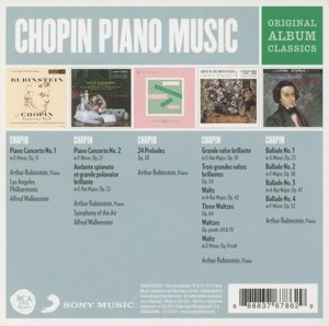 Arthur Rubinstein Plays Chopin-Original Album Cl