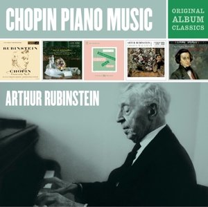 Arthur Rubinstein Plays Chopin-Original Album Cl