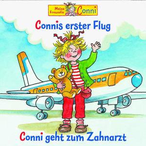 Connis erster Flug / Conni geht zum Zahnarzt. CD